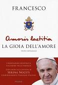 Copertina dell'audiolibro Amoris laetitia: la gioia dell'amore di PAPA FRANCESCO