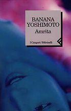 Copertina dell'audiolibro Amrita