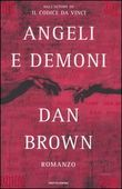 Copertina dell'audiolibro Angeli e demoni di BROWN, Dan