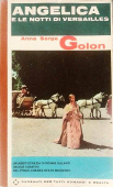 Copertina dell'audiolibro Angelica e le notti di Versailles di GOLON, Anne e Serge