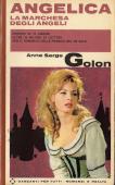 Copertina dell'audiolibro Angelica la marchesa degli angeli di GOLON, Anne e Serge