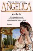 Copertina dell'audiolibro Angelica si ribella