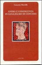 Copertina dell'audiolibro Anima e conoscenza in Guglielmo di Conches di MARTELLO, Concetto