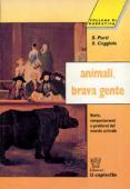 Copertina dell'audiolibro Animali, brava gente