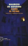 Copertina dell'audiolibro Anime di vetro: falene per il commisario Ricciardi