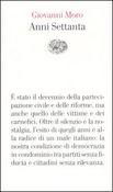 Copertina dell'audiolibro Anni settanta di MORO, Giovanni