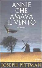 Copertina dell'audiolibro Annie che amava il vento di PITTMAN, Joseph