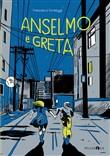 Copertina dell'audiolibro Anselmo e Greta