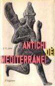 Copertina dell'audiolibro Antichi dèi mediterranei di JAMES, Edwin Oliver