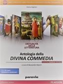 Copertina dell'audiolibro Antologia della Divina Commedia
