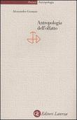 Copertina dell'audiolibro Antropologia dell'olfatto di GUSMAN, Alessandro
