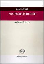 Copertina dell'audiolibro Apologia della storia o mestiere di storico di BOLCH, Marc