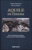 Copertina dell'audiolibro Aquile di Chiana di FABIANELLI, Andrea - MARTI, Silvano