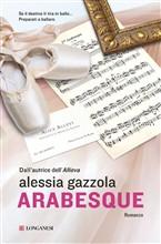 Copertina dell'audiolibro Arabesque di GAZZOLA, Alessia