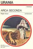 Copertina dell'audiolibro Arca seconda di DIXON, Roger