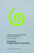 Copertina dell'audiolibro Archimede. Il primo genio universale