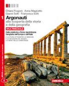 Copertina dell'audiolibro Argonauti 1 di FRUGONI, C. - MAGNETTO, A. - SOFRI, G.