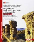 Copertina dell'audiolibro Argonauti 2 – alla scoperta della storia e della geografia di FRUGONI, C. - MAGNETTO, A. - SOFRI, G.