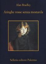 Copertina dell'audiolibro Aringhe rosse senza mostarda di BRADLEY, Alan