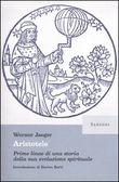 Copertina dell'audiolibro Aristotele – Prime linee di una storia della sua evoluzione spirituale di JAEGER, Werner