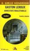 Copertina dell'audiolibro Arrestate Rouletabille di LEROUX, Gaston