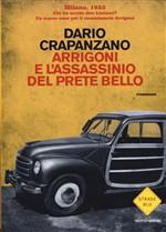Copertina dell'audiolibro Arrigoni e l'assassinio del prete bello