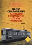 Copertina dell'audiolibro Arrigoni e l'omicidio di via Vitruvio