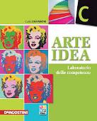 Copertina dell'audiolibro Arte Idea – Laboratorio delle competenze di ZAFFARONI, Carla