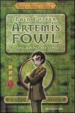 Copertina dell'audiolibro Artemis Fowl: inganno di Opal