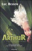 Copertina dell'audiolibro Arthur e il popolo dei Minimei di BESSON, Luc