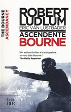 Copertina dell'audiolibro Ascendente Bourne di LUDLUM, Robert - VAN LUSTBADER, Eric