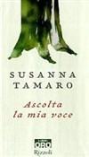 Copertina dell'audiolibro Ascolta la mia voce di TAMARO, Susanna