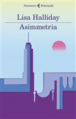 Copertina dell'audiolibro Asimmetria di HALLIDAY, Lisa