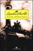 Copertina dell'audiolibro Assassinio sull'Orient Express di CHRISTIE, Agatha