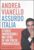 Copertina dell'audiolibro Assurdo Italia di VIANELLO, Andrea