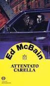 Copertina dell'audiolibro Attentato Carella di McBAIN, Ed