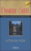 Copertina dell'audiolibro Atto di fede di STEEL, Danielle