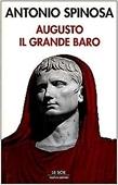 Copertina dell'audiolibro Augusto: Il grande baro di SPINOSA, Antonio