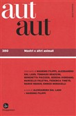Copertina dell'audiolibro Aut aut, fantasmi neoliberali