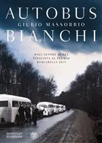 Copertina dell'audiolibro Autobus bianchi di MASSOBRIO, Giulio