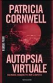 Copertina dell'audiolibro Autopsia virtuale di CORNWELL, Patricia