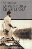 Copertina dell'audiolibro Avventura brasiliana di FLEMING, Peter