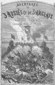 Copertina dell'audiolibro Avventure di tre russi e tre inglesi nell'Africa australe di VERNE, Jules