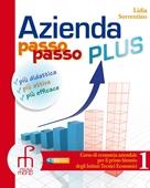 Copertina dell'audiolibro Azienda plus passo passo di SORRENTINO, Lidia