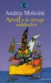 Copertina dell'audiolibro Aznif e la strega maldestra