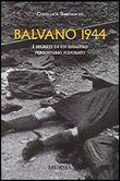 Copertina dell'audiolibro Balvano 1944 di BARNESCHI, Gianluca