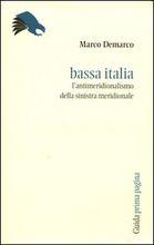 Copertina dell'audiolibro Bassa Italia di DEMARCO, Marco