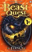 Copertina dell'audiolibro Beast Quest – Ferno il Signore del fuoco di BLADE, Adam