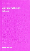 Copertina dell'audiolibro Behave