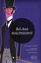 Copertina dell'audiolibro Bel-Ami di MAUPASSANT, Guy de